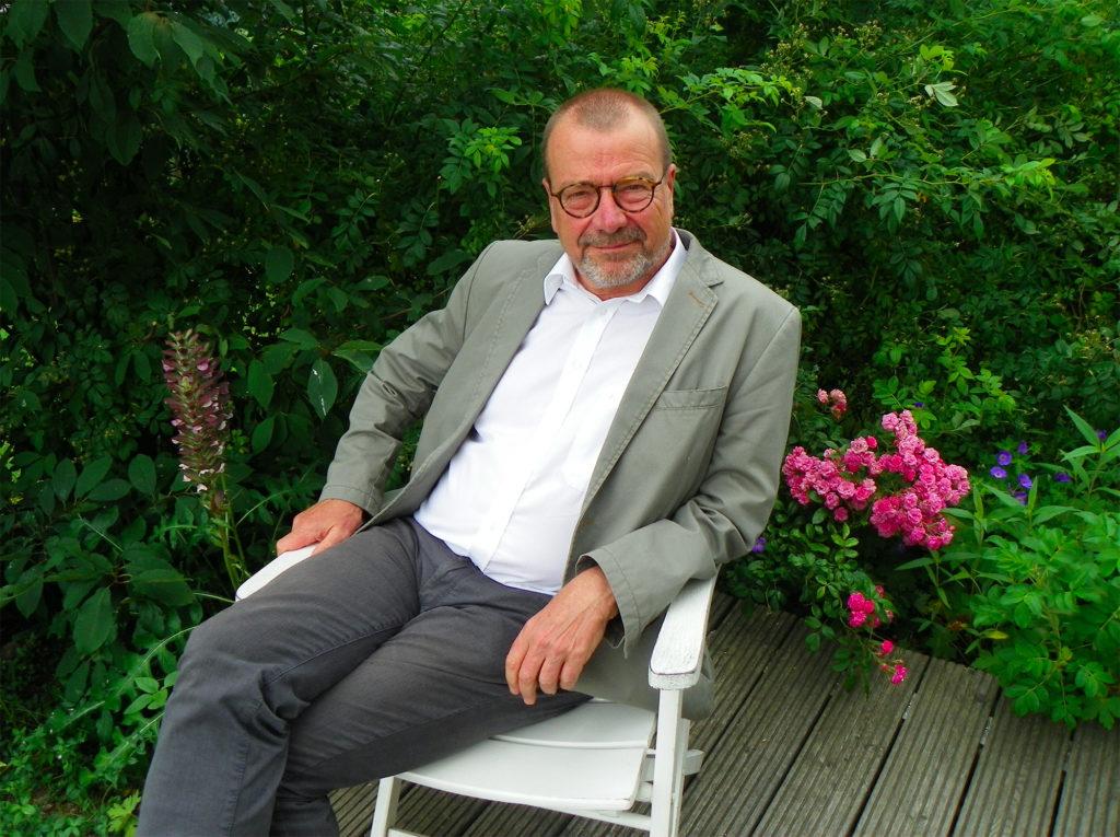 Wortgebrauch - Reinhard Bohse - Portrait
